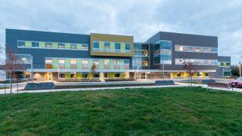 Frontenac Children's Aid Society – New Facility, Kingston, Ont.